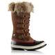 Sorel Joan Of Arctic Boots Women Umber/Red Dahlia